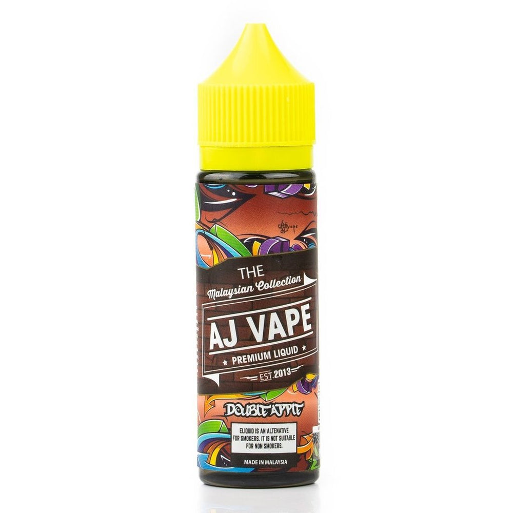 AJ Vape-Double Apple - 50ml RTV