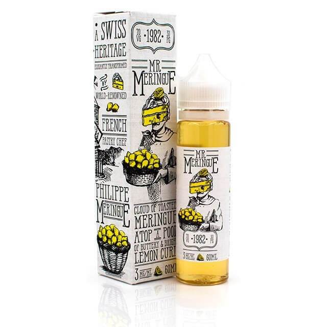 Mr Meringue - 60ml RTV