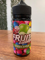 Fruit Bubblegum – Green Apple