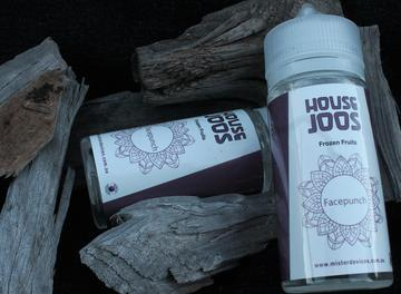 House Joos // Facepunch // 100ml RTV