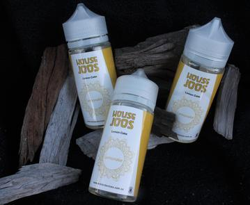 House Joos // Lemonake // 100ml RTV