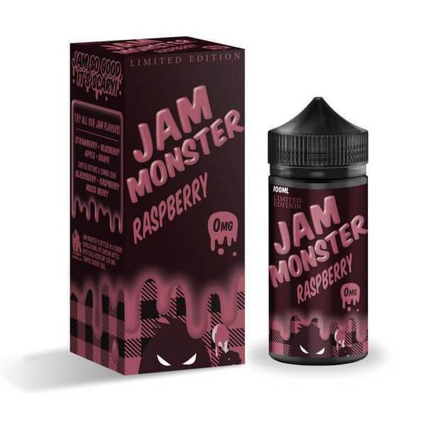 Jam Monster - Raspberry - 100ml RTV