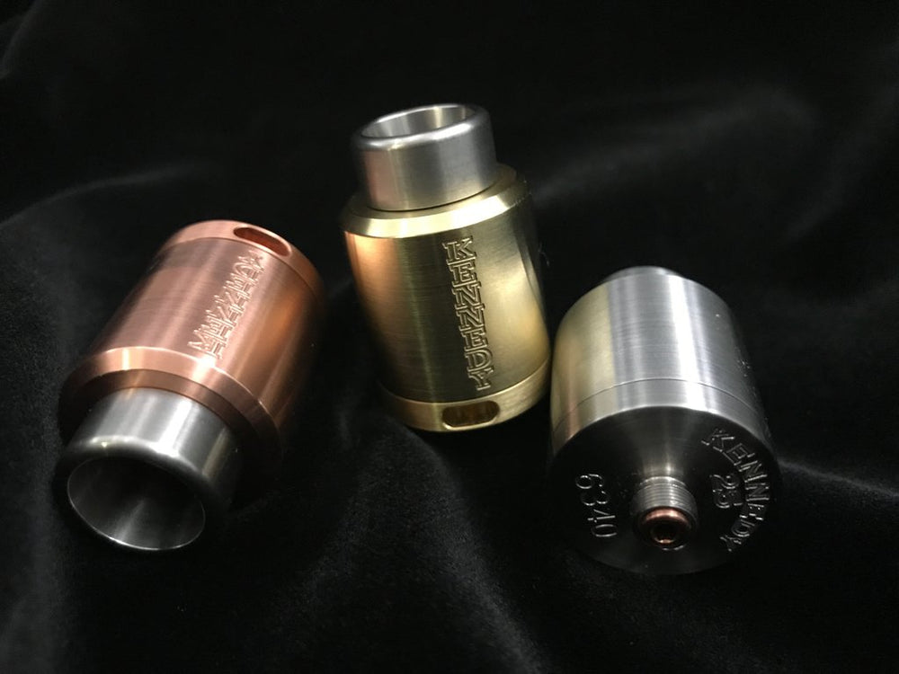 Kennedy 25 Two Post RDA