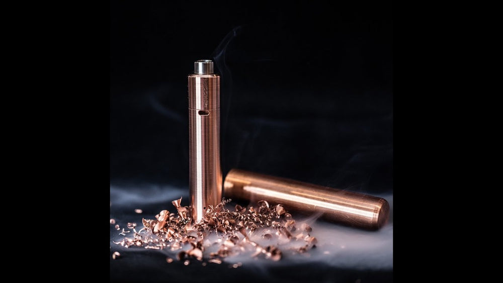 Kennedy Ruby 2 // 25mm Mech Mod/RDA Combo