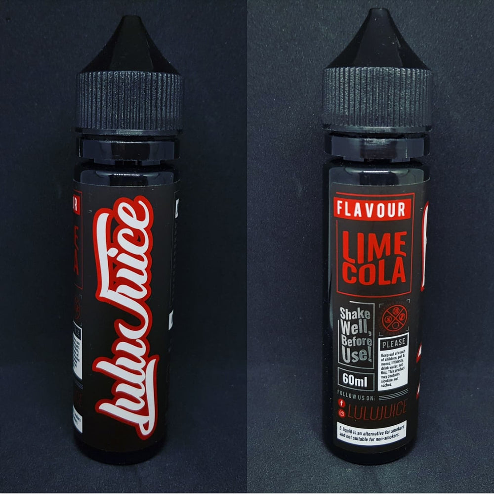 Lime Cola - Lulu Juices - 60mL RTV