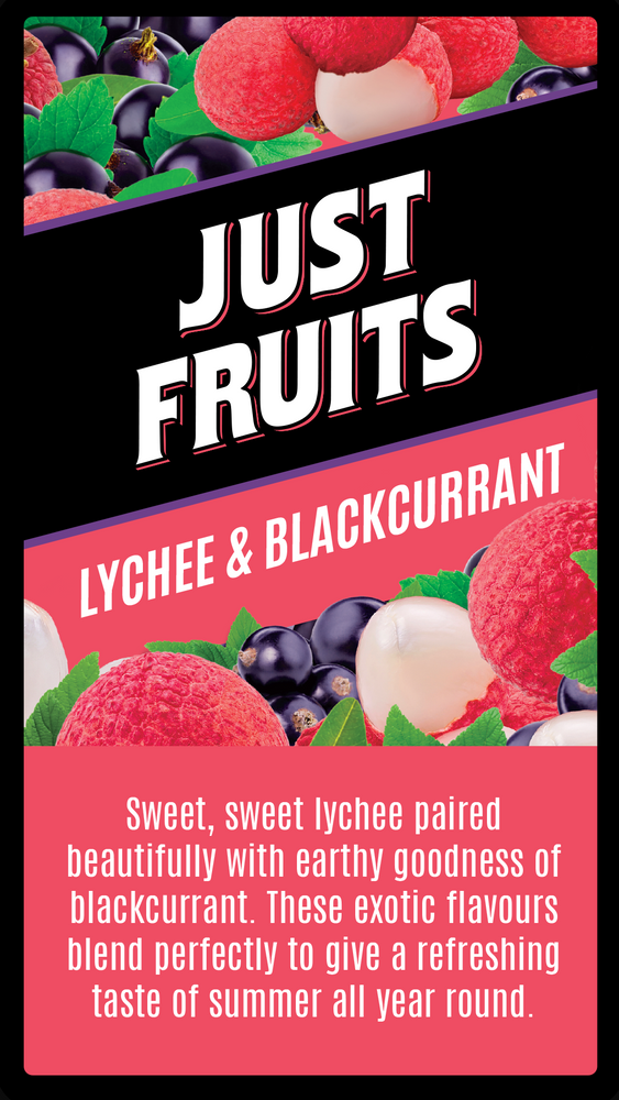 Lychee Blackcurrant