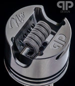 QP DESIGN NIO RDA RSA MASTER KIT - 22/24MM SINGLE COIL