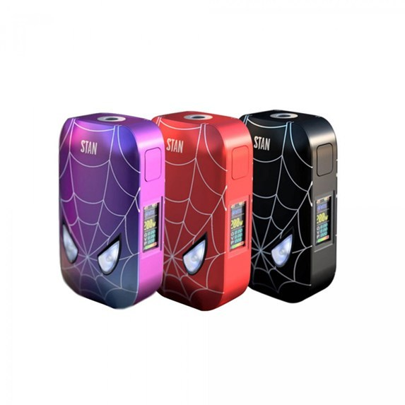 Cool Vapor Stan 200W TC Box Mod
