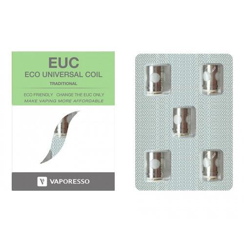 Vaporesso EUC Traditional & Ceramic Coil (for Tarot Mini & Nano Kit) 5pk