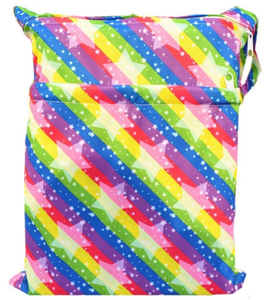 Rainbow wet bag