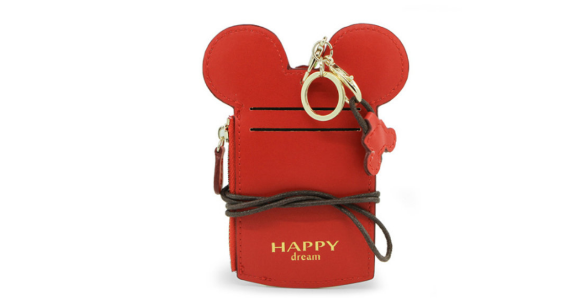 Mickey Mouse Card Wallet