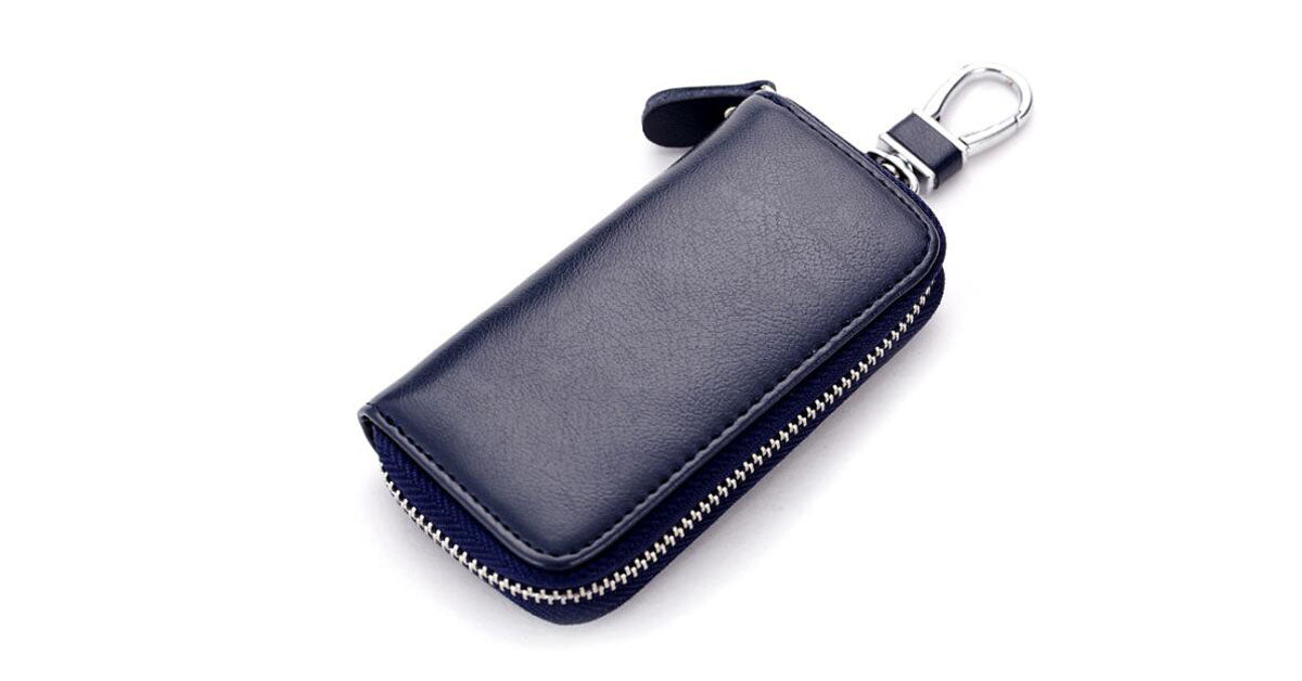 Multi-function Leather Key Bag