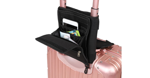 On The Go Luggage Organizer
