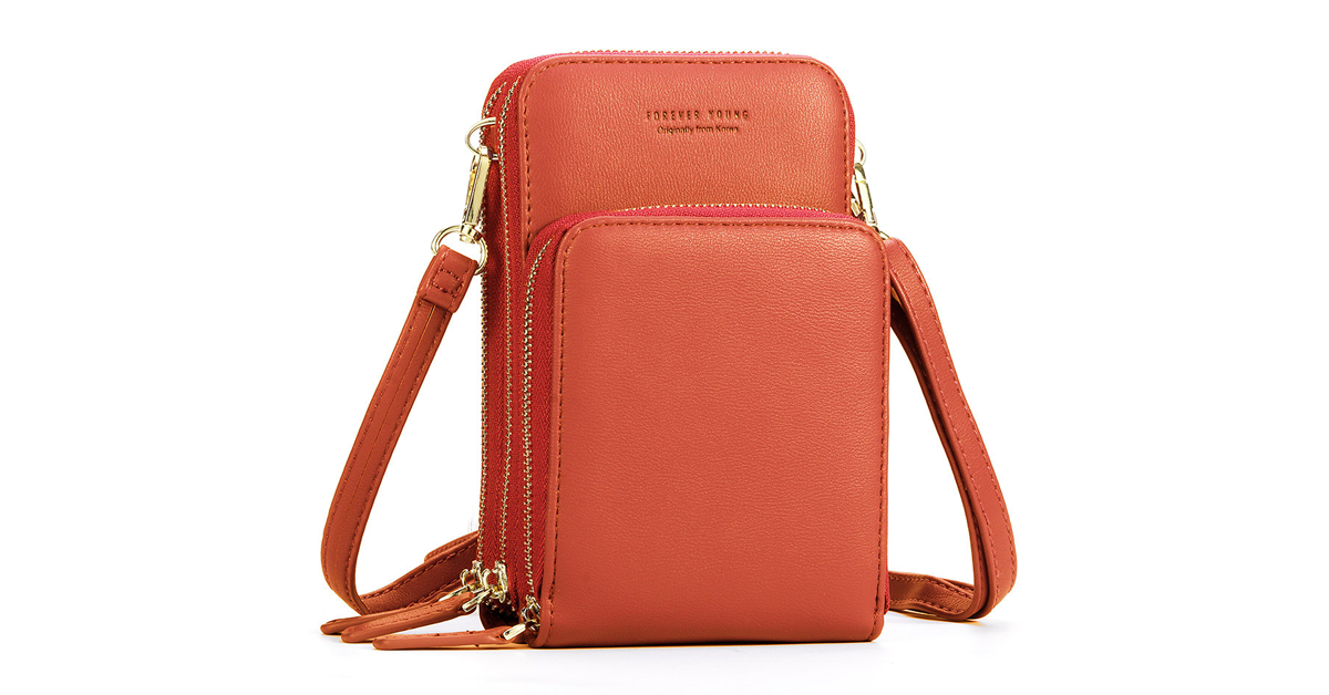Women's Crossbody Shopping / Travel Bag