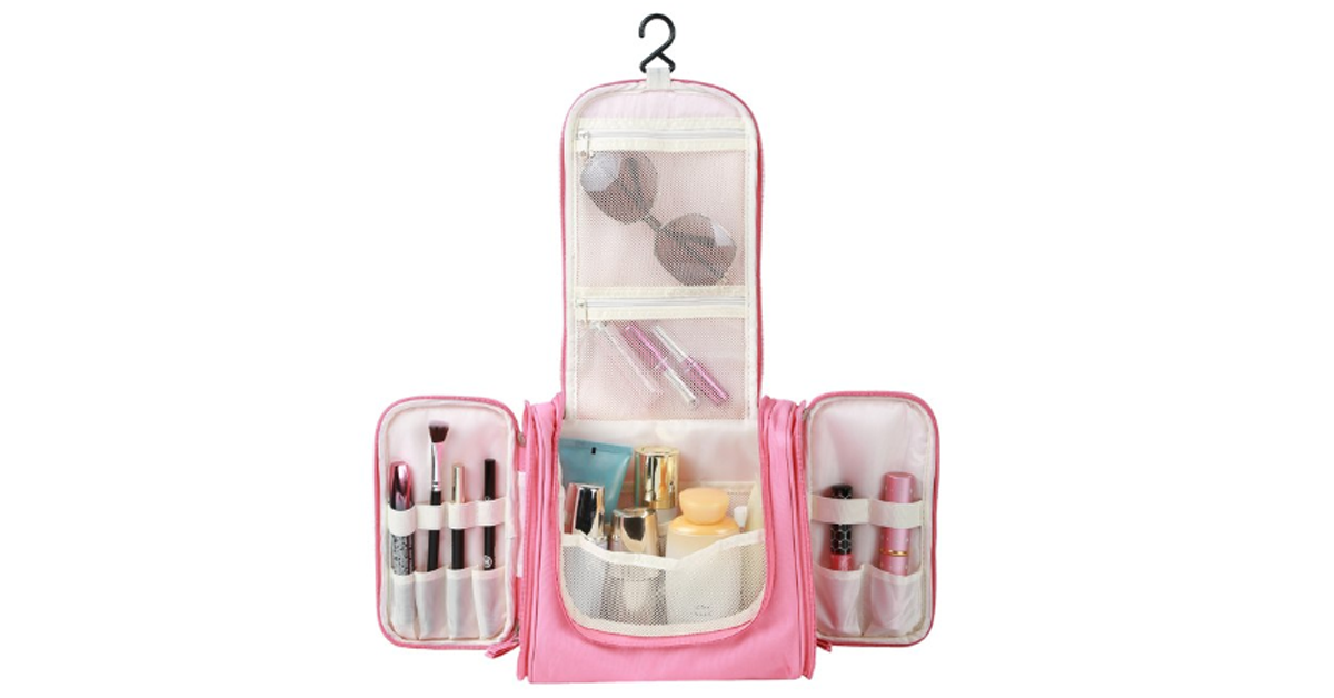 Hanging Travel Organizer Bag