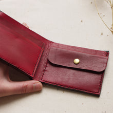 SERG - Solid Colour Wallet