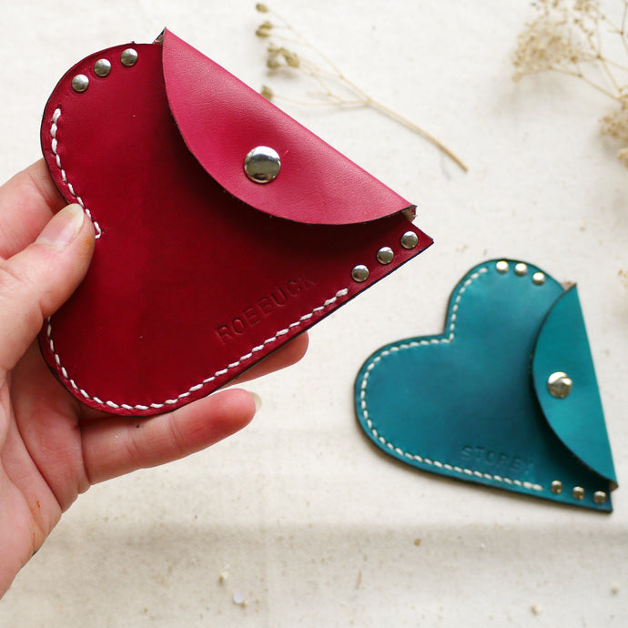 HARPER XS - Heart Coin Purse