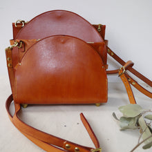MARMS - Structured Crossbody Leather Bag