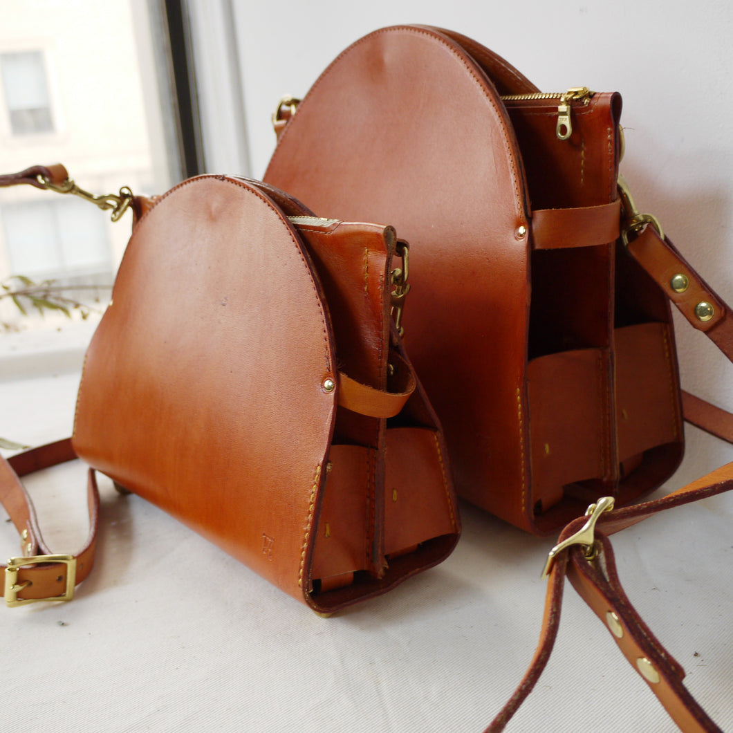 leather bag, made in England leather, structured leather bag, handmade leather bag