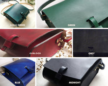 TAMMIE XS - Choose your own Colour Block Satchel
