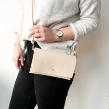 TARA - Compact Leather Crossbody Bag