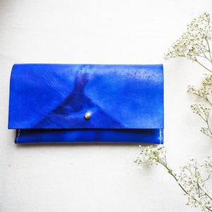 NEVE II - Tie Dye Leather Purse