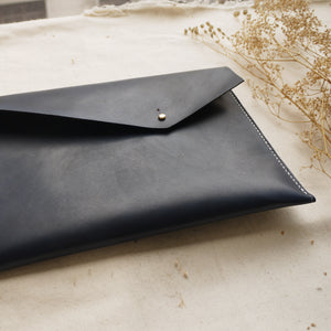 ANNEX - Asymetric Leather Clutch
