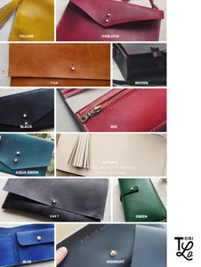ZARA - Leather phone carry case