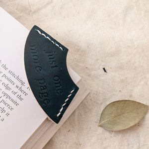 Charles - Personalised Corner Bookmark