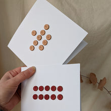 Personalised Dot Card