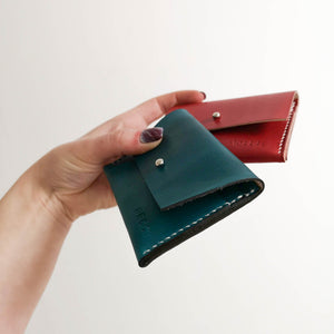 ROUG - Small Leather Purse
