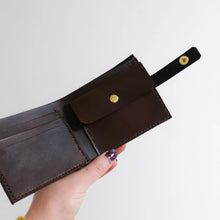 SERG II - Solid Colour Wallet