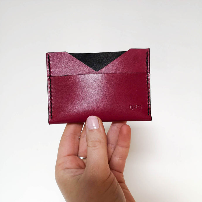 TED - Leather card holder