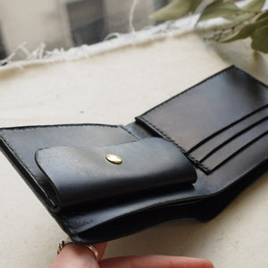 MARC - Leather Wallet with 2 note sections