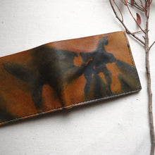SERG - Tie Dye Leather Wallet