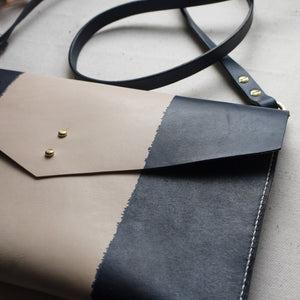 SITA - Stripe Envelope Crossbody