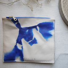 HUE II - Square Tie Dye Zip Purse