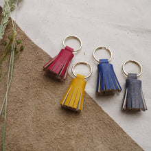 SAM- Small Tassel keyring