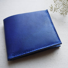 SERG - Personalised Solid Colour Wallet