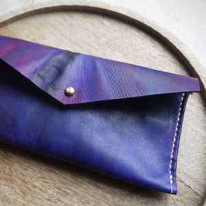 NEVE - Tie Dye Leather Purse