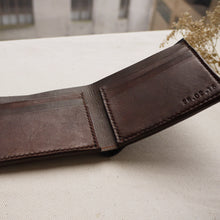 ZANE - Personalised Mens Leather Wallet