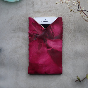 PAR - Tie Dye Leather Phone Case