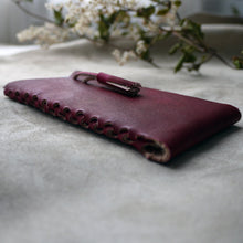 PAR II - Interlocking Phone Sleeve with tassel