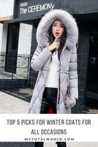 Top 5 Picks for Winter Coat for All Occasions