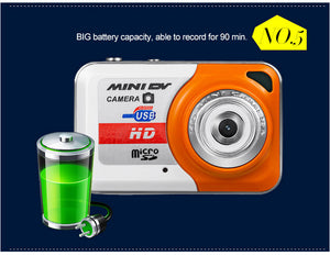 Ultra Mini Camera Mini Digital Camera Video Camera Mini DV Camera with Micmini DV Camcorder