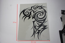 Waterproof Temporary Tattoo Sticker Totem Tatto Stickers Flash Tatoo Fake Tattoos For Men