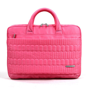 Kingsons 13 inch Women Handle Bags Fashion Notebook Laptop Totes Briefcase Shockproof Multi-purpose Shoulder Bag