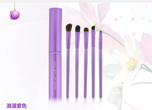 MAKE UP FOR YOU 5 pcs/Set Makeup Brushes Set (1 set)