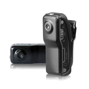 Hot Mini DV MD80 DVR Video Camera 720P HD DVR Sport Outdoors with An Audio Support and Clip