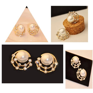 New Arrival Fashion Deer Stud Earrings for Women Party Christmas Gift Animal Earrings boucle